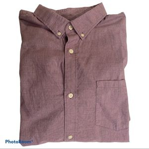 Men's Banana Republic light purple shirt xxl tall